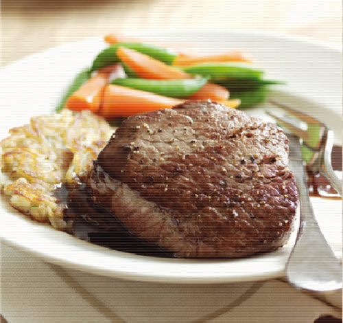 3 Beef Fillet Recipes from Great British Chefs