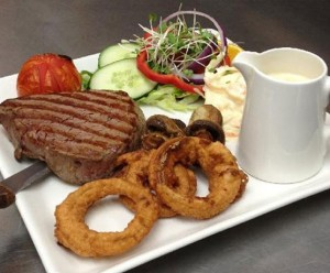 Healthy Hereford Beef