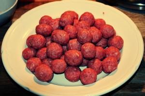 Hereford Beef Meatballs