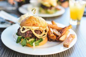 homemade beef burger tips