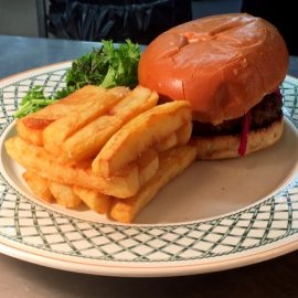 Hereford Beef Burger