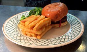 Hereford Beef Burger
