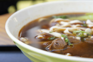 BEEF WITH RICE NOODLES